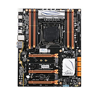 JINGSHA X99-8D3 Four-channel DDR3 8 Loaded M.2 Gaming Motherboard for LGA2011 V3 2629 2649 2669 2678 2696 2676 2673 ATX thumbnail