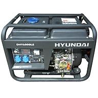 Máy phát điện HYUNDAI chạy xăng 5KW (đề nổ) thumbnail
