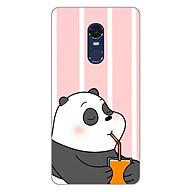 Ốp lưng dẻo Nettacase cho điện thoại Xiaomi Redmi Note 4 _0399 PANDA06 - Hàng Chính Hãng thumbnail