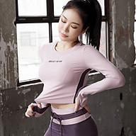 Bộ Đồ Tập Yoga, Gym Cao Cấp, Vải Co Dãn Đa Chiều - LUX85 thumbnail