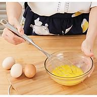 Cây Đánh Trứng Inox 304 - 31x6.5cm 115g thumbnail