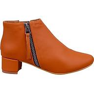 Giày Bốt Nữ Gót Vuông Khóa Kéo Mozy thumbnail