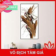 Bộ tranh treo tường phong thủy trang trí nội thất hiện đại đẹp thumbnail