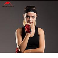 Băng đô Băng trán thể thao Headband NatureHike hàng chính hãng cho nam và nữ thấm hút mồ hôi nhanh thumbnail