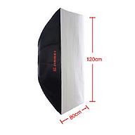 Sofbox Jinbei M 80x120 cm - Hàng chính hãng thumbnail