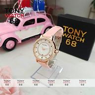 Đồng hồ nữ Guou dây da đeo tay chính hãng chống nước thời trang giá rẻ thumbnail