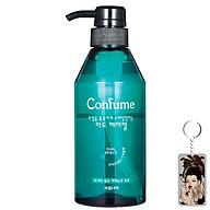 Gel đặc siêu cứng, khô nhanh giữ lọn tóc xoăn Confume Hair Gel Hàn Quốc 400ml + Móc khóa thumbnail
