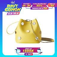Túi đeo chéo Find Kapoor Mini Pingo Bag 16 FBPT16YLX99S13 - màu vàng thumbnail