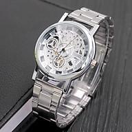 Đồng hồ nam cao cấp dây đeo kim loại lịch lãm Tạo đẳng cấp riêng ZO102 thumbnail