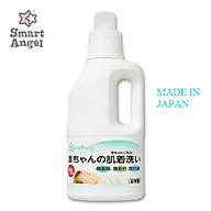 Nước giặt quần áo cho bé Smart Angel Nhật Bản chai 800 ml thumbnail