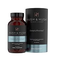 VIÊN UỐNG NGĂN NGỪA RỤNG VÀ PHỤC HỒI TÓC HUSH&HUSH DEEPLY ROOTED thumbnail