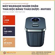 Máy Massage Chân Thải Độc Tăng Sức đề kháng NEVATO NVF605 thumbnail