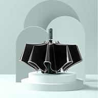 Ô (dù) tự động 2 chiều cao cấp DandiHome chống UV - Xanh mint - Ngược thumbnail