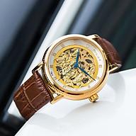 HOT HOT HOT Đồng hồ cơ nam PAGINI bát mã tài lộc - đồng hồ bát mã đẳng cấp - hàng chính hãng full box - bảo hành 12 tháng - PA006688 thumbnail