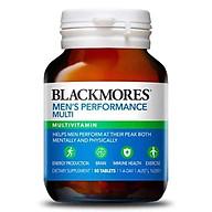 Thực phẩm chức năng tăng cường sinh lực Blackmores Men s Performance Multi thumbnail