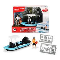 Bộ Đồ Chơi Thuyền Câu Cá Dành Cho Bé Yêu DICKIE TOYS Playlife-Fishing Boat 203833004 - Đồ Chơi Đức Chính Hãng thumbnail