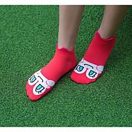 Tất vớ Nữ cao cấp, nhập khẩu Hàn Quốc thương hiệu KIKIYA SOCKS - Enfant Ankle Socks W-A-006 thumbnail