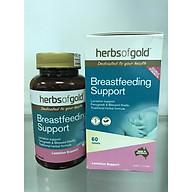 Herbs Of Gold Viên Uống Lợi Sữa-Herbs Of Gold Breastfeeding Support thumbnail