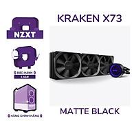 Tản Nhiệt Nước NZXT ALL IN ONE KRAKEN X73 - 360MM- Hàng Chính Hãng thumbnail