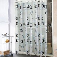 Màn treo nhà tắm chống thấm nước 1m8 x 2m thumbnail