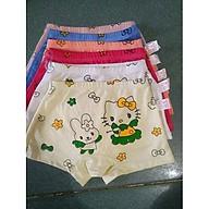 Quần lót bé gái vải xuất đẹp từ 5-40kg - Set 10 cái thumbnail