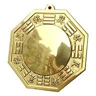 Gương bát quái đồng phong thủy trấn trạch cao cấp loại 14 cm 900029 (loại lõm) thumbnail