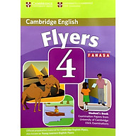 Cambridge Young Learner English Test Flyers 4 Student Book thumbnail