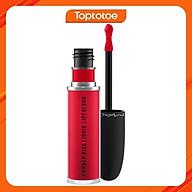 Son Kem Mac Powder Kiss Liquid Lipcolour 987 M.A.C Smash - Đỏ Tươi thumbnail