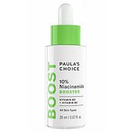 Tinh chất thu nhỏ lỗ chân lông Paula s Choice 10% Niacinamide Booster 20ml thumbnail