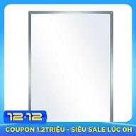 Gương phòng tắm kính cường lực 5mm loại tốt (45 x 60 cm) thumbnail