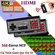 Máy chơi game điện tử cầm tay HDMI Y2 4K Tích Hợp 568 Game ,Cài Thêm trò chơi Qua Thẻ Nhớ , Tay Cầm Không Dây Nhỏ Gọn thumbnail