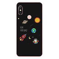 Ốp lưng dẻo cho điện thoại Xiaomi Redmi Note 6 Pro_0510 SPACE06 - Hàng Chính Hãng thumbnail