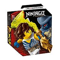 Đồ chơi LEGO Đấu Trường Ninjago- Jay Đối Đầu Serpentine 71732 thumbnail