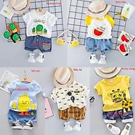 quần áo hè bé trai( size 5-20kg) thumbnail