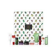 Bộ kit dưỡng da phiên bản Giáng sinh Green Holidays innisfree 10 Days of Holiday Cheer - 131190486 thumbnail