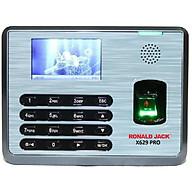 Máy chấm công vân tay và thẻ Ronald Jack X629 Pro nhập khẩu thumbnail