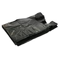 Set 1kg túi đựng rác đen có quai thumbnail
