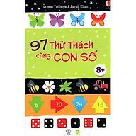 Sách 97 Thách Thức Cùng Con Số - Phát Triển Tư Duy, IQ ( sách cho bé ) thumbnail