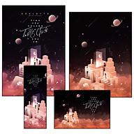 Tình Yêu Của Anh, Thế Giới Của Em (Tặng Kèm Bookmark + Postcard + Poster) thumbnail