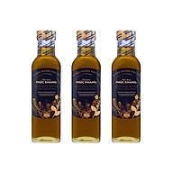 3 Chai Mật ong nguyên chất hoa rừng tây bắc Phúc Khang (720g) - Hàng Chính Hãng - Mật ong sạch đạt chuẩn xuất khẩu thumbnail