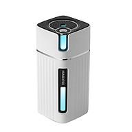Máy phun sương tạo ẩm, máy khuyếch tán tinh dầu hương liệu cao cấp dung tích 300ml - Máy xông hơi mặt dưỡng da mini có đèn led đổi màu thumbnail