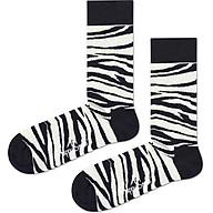Vớ Unisex Happy Socks Zebra - 7333102027877 - Màu Ngẫu Nhiên thumbnail