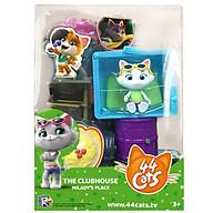 Đồ Chơi 44 Cats Playset Chổ Ngủ Của Mèo - Milady 34132 thumbnail