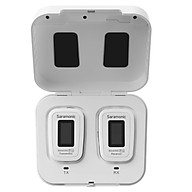 Micro thu âm không dây Saramonic Blink 500 Pro B1W cổng micro 3.5mm ( 1phát + 1thu) - Hàng Chính Hãng thumbnail