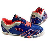 Giày đá bóng sân futsal màu xanh navy thumbnail