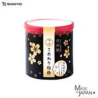 Tăm bông ngoáy tai kháng khuẩn mềm Sanyo Nhật Bản - Made in Japan thumbnail