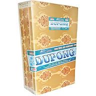 Nệm Bông Ép Gấp 3 Dupong Hàn Việt Hải Nhiều Màu ( Giao Màu Ngẫu Nhiên ) thumbnail
