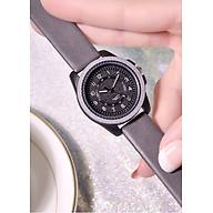 Đồng hồ nữ DKO dây da cao cấp mặt số thời trang sành điệu thumbnail