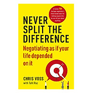 Never Split The Difference Negotiating As If Your Life Depended On It thumbnail