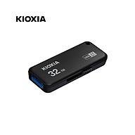 KIOXIA U365 64GB U Disk USB3.2 Interface High Speed Telescopic Portable Mini USB Flash Drive for PC Laptop thumbnail
